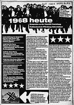 Flyer 1968, Seite 1