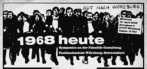 Flyer 1968, Kopf Seite 1